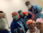 SA.FA. Écija dona al Grupo Nevaluz acetatos  transparentes para la elaboración de pantallas protectoras para el Personal Sanitario