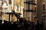 Se celebró el Vía Crucis del Consejo de Hermandades de Écija perteneciente a la Cuaresma de 2020 (video)