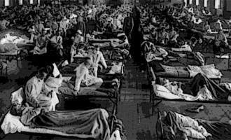 LA VIRGEN DEL VALLE  SE TRASLADÓ  A LA PARROQUIA DE SAN GIL CON MOTIVO DE LA EPIDEMIA DE FIEBRE AMARILLA  DE 1800 por Juan Méndez Varo.