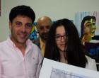 Irene Bueno Oterino, alumna del I.E.S. Nicolás Copérnico de Écija, segundo premio en el «XXVI Premio Internacional de Poesía y Narrativa Miguel Fernández» de Melilla