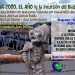 HOY VIERNES PRESENTACIÓN: ANDALUZYA 2020, ¡EL AÑO! (Y LA INCURSIÓN DEL DIABLO COJUELO)