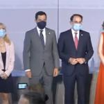 Dos mujeres ecijanas, Carmen Castilla y Nuria López, firman con la Junta y la Confederación de Empresarios de Andalucía, un Acuerdo para la Reactivación Económica y Social (video)
