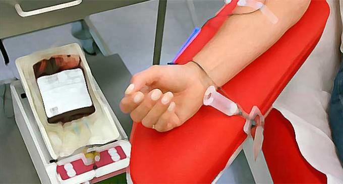 Donación Extraordinaria de sangre en la Casa de la Juventud de Écija