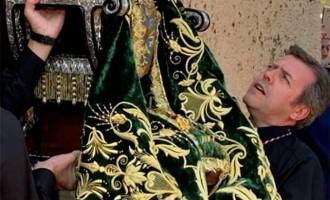 El sacerdote  Manuel Sánchez de Heredia, de Écija, realizará el Pregón 2020 en honor a la Virgen de Valme