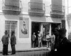 COMERCIOS ANTIGUOS ECIJANOS. CALLE MAS Y PRAT por Juan Méndez Varo