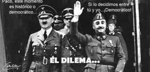 EL DILEMA DE LA MEMORIA DEMOCRÁTICA por Francisco J. Fernández-Pro