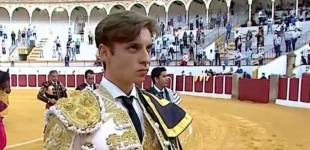 El novillero Jaime González Écija completa la final del circuito de novilladas de Andalucía después de su destacada actuación en Antequera. Noticias en los medios especializados