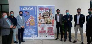 Se presentan los carteles de la Feria Taurina de San Miguel 2020, de Úbeda, donde participa Jaime González Écija