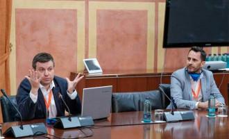 La SA.FA. de Écija presenta su Proyecto de Emprendimiento en el Parlamento de Andalucía