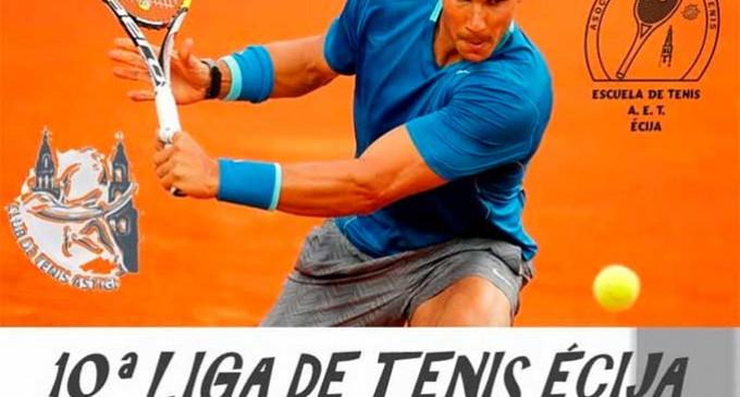 10ª Liga de Tenis Écija