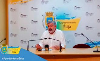 El Ayuntamiento de Écija toma nuevas medidas ante el avance local de la Pandemia