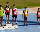 Gran actuación de los atletas de Écija Sub14 en el Campeonato de Andalucía Occidental