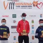 El atleta de Écija, Ángel Fernández Franco, obtiene la tercera posición del VIII Doñana Trail Marathon