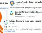 Cuatro Centros Escolares de Écija afectados por la Ley Socialista Celaá contra la Libertad de Elección de Colegios, la Educación Especial y la Lengua Castellana