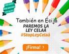 También en Écija, Inspectores de Educación y Centros Concertados contra la Ley Celáa de Educación (LOMLOE). Se pide el apoyo con firmas
