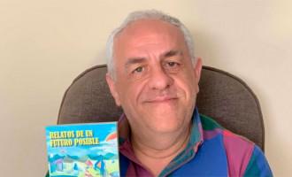 """Tercer libro de relatos del escritor de Écija, Salvador Vega Alarcón: """"Relatos de un futuro posible"""""""