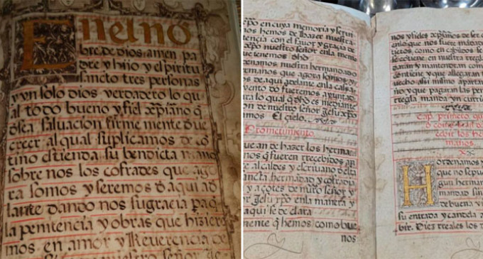La Hermandad del Confalón de Écija celebra el 450 aniversario de la aprobación de sus primeras Reglas