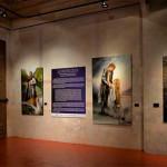 El artista de Écija, Ángel García Palacios, expone en el concurso internacional de pintura «Lohengrin», organizado por el Club Wagner y el MEAM en colaboración con el Gran Teatre del Liceu