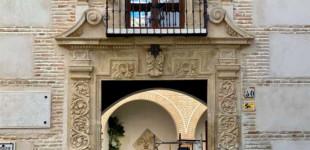 """Magnífica restauración de la fachada de la """"Casa Palacio de Lasso de la Vega S.XVI-XX"""" de Écija. (Datos Casa Palacio de Écija Historia)"""