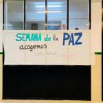 Comienzan las celebraciones de la Semana de la Paz en SAFA Écija (videoclip)