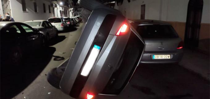 Tarde noche de Domingo de Ramos accidentada en las calles de Écija