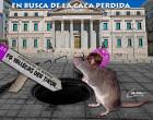 """LA PELÍCULA DE LA SEMANA EN LA CAPITAL DEL REINO: """"EN BUSCA DE LA CACA PERDIDA"""" por Cacu"""