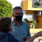 El portavoz de IU Écija, Eligio García, reivindica la importante labor que realizan las asociaciones vecinales