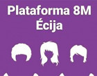 IU y Podemos Écija apoyan la movilización feminista por el 8M desde la responsabilidad
