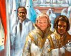 LA PINTURA DE AMADEO ROJAS INSPIRADA EN 1800 QUE CONMEMORÓ UNA ETAPA DE LA HERMANDAD DE LA RESURRECCIÓN DE ÉCIJA por Juan Palomo (puede descargar la publicación en pdf)