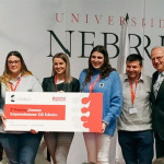Cinco Proyectos Emprendedores de las Escuelas Profesionales SAFA de Écija en la final de la Universidad de Nebrija
