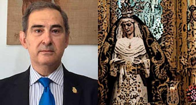 Fallece Rafael Caro, Hermano Mayor de la Hermandad de la Soledad y ex-presidente del Consejo de Hermandades de Écija