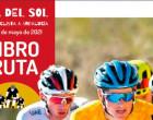 El teniente de la Guardia Civil José Antonio Sotillo, de Écija, segundo responsable de la Seguridad en la Vuelta Ciclista a Andalucía 2021. Etapas y Libro de Rutas