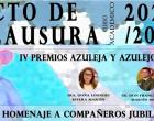 """Entrega de Premios """"Azulejo del Año"""" y reconocimiento a los Profesores Jubilados en SA.FA. Écija en el curso 2020-2021 (emisión Tv directo)"""