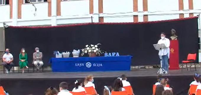 La SA.FA. de Écija, retransmite en directo los Actos de Graduación de todas las etapas educativas y la Clausura del Curso Académico