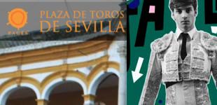 El novillero Jaime González Écija, toreará el próximo martes en la Plaza de Toros de La Maestranza de Sevilla