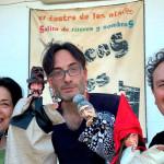 El Teatro de Pocas Luces de Écija y Claroscuro Teatro, estrenan sus propuestas en Feria de Palma