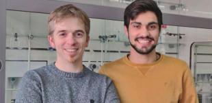 El equipo de investigación del CiQUS en el que se encuentra Alejandro Méndez-Ardoy, de Écija, consigue importantes hallazgos en Terapia Genética