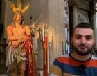 Se bendice la imagen de Nuestro Padre Jesús de la Humildad, obra del escultor de Écija, Jesús Richarte (fotos y vídeo)