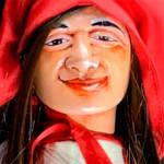 La compañía de Écija, la Sombrita, se une al maestro napolitano Gaspare Nasuto para estrenar Caperucita Roja en la 38 Feria de Artes Escénicas de Palma del Río