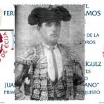 """Conferencia en Écija: """"La figura del toreo Juan Jiménez Ripoll, El Ecijano"""" a cargo del Licenciado Adrián Sánchez Rodríguez"""